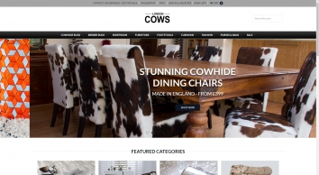 London Cows Cowhide & Leather Furniture