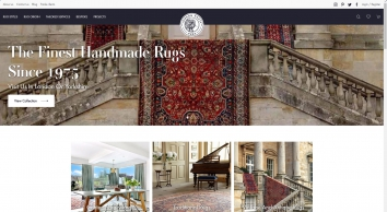 Classic, Vintage & Contemporary Rugs | London House Rugs