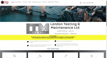 London Testing & Maintenance Ltd