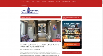 Londontopia - The Website for People Who Love London