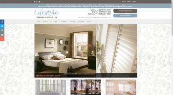 Lifestyle Shutters & Blinds London Ltd
