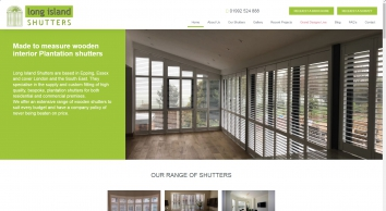 Long Island Shutters - Quality Wooden Interior Shutters