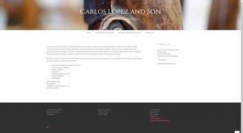 C Lopez & Son