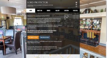 Lord Protector Pub & Sports Bar