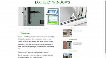 lotterywindows.co.uk