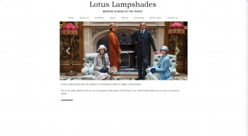 Lotus Lampshades