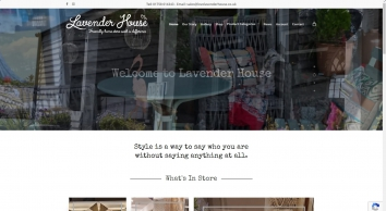 Lavender House At Period Pine