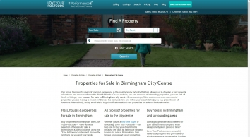 2  Bedrooms   Flat  for  sale  in Birmingham City Centre - B15 2DX   | Love Your Postcode™