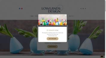 Lowlands Design UK- Brands: DutZ & Ecri Living