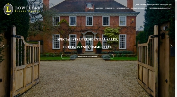 Lowthers Estate Agents, Hertfordshire