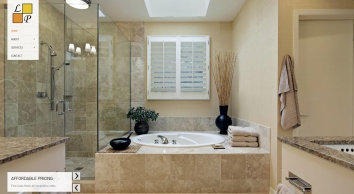 LP Tiling - Horsham, Crawley and South London based professional tiler providing quality reliable, friendly and quality workmanship