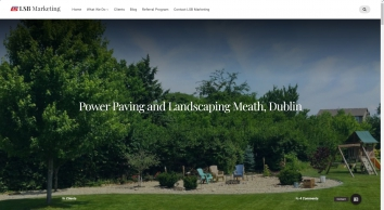 Power Paving and Landscaping Meath, Dublin