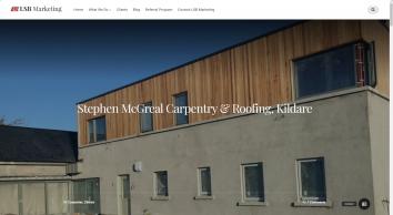 Stephen McGreal Carpentry & Roofing, Kildare   LSB Marketing