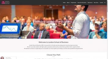 London School Of Business Ltd