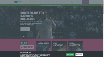 Durham & Cleveland Lawn Tennis Association