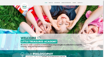 HOME - Little Treasures Academy - Day Care Nursery in Thorney Leys Park, Witney
