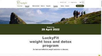 Weight Loss Program Lucky Fit