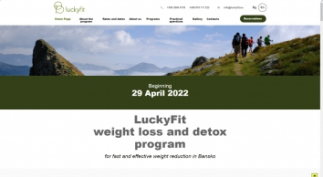 Weight Loss Program Lucky Fit