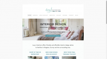 Lucy J Interiors - Interior Design Advice | Kingston upon Thames | Surbiton | Norbiton | Richmond