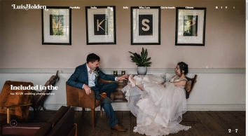 Luis Holden Photography | Norfolk and Norwich Wedding Photographer