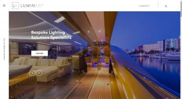Creative LED lighting design & bespoke manufacture