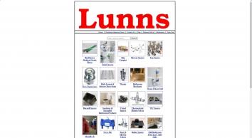 Lunns Plumbing Heating Supplies