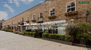 Lurot Brand, South Kensington