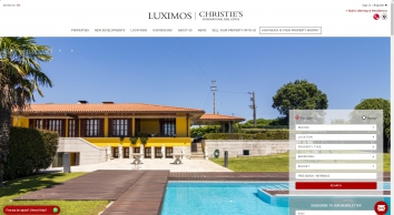 LUXIMO`S Christie´s International Real Estate