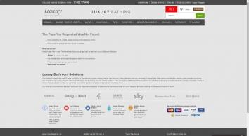 Luxury Designer Bathroom Solutions - Designer Bathrooms & Designs
