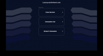 Luxury Cars For Kent