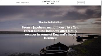 Luxury Family Hotels