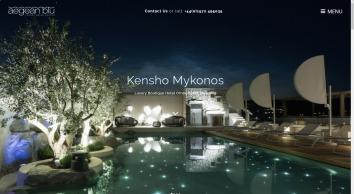 Luxury Greek Hotels / Boutique hotels Greece / Beach Hotels