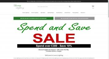 Luxury Lighting & Electrical Supplies