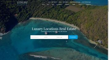 Luxury Locations, Jolly Harbour