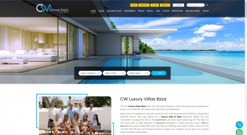 Luxury Villas Ibiza | CW Group