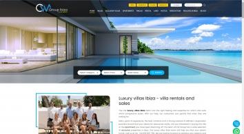 Luxury Villas Ibiza   CW Group