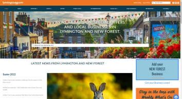Lymington, News, What's On, Tourist information