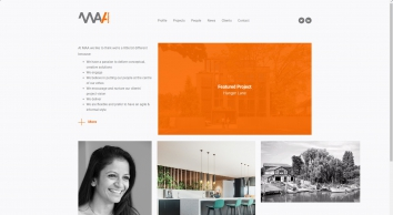 M A A Architects