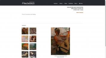 MacDougall\'s Fine Art Auctions