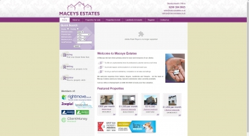 Maceys Estates Bexleyheath - Home