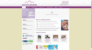 Maceys Estates Bexleyheath - Home