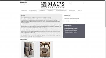 Mac\'s Salvage and Granite Warehouse