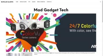 Mad Gadget Tech Burglar Alarms