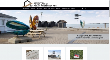 Ejendomsmægler Asger Larsen - Mægleren der sælger land, by og fritid i hele Vesthimmerland og Jammerbugten