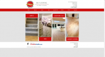 M A Flooring Ltd