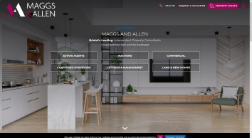 Maggs & Allen, Auction, Commercial & Investment