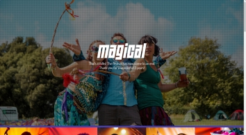 Magical: The playground of possibilities!