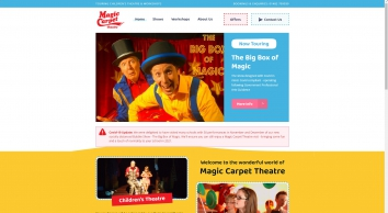 Magic Carpet Theatre