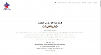 Magic of Thailand
