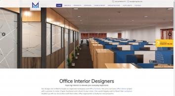 Magnaa Office Interior designers